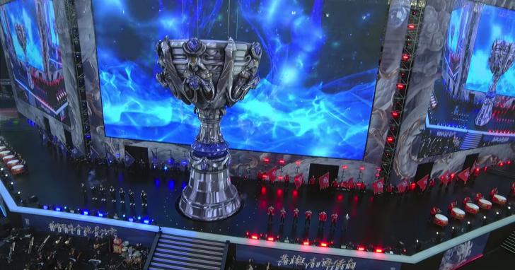 英雄聯盟世界總決賽「SKT 王者隕落」,三星 SSG 戰隊於北京鳥巢 3:0 完封摘冠!