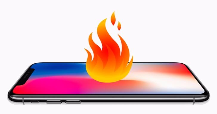 這些是至今iPhone X 傳出災情總整理:螢幕綠線、烙印、觸控失靈、輸入法Bug、不明雜音、Face ID問題