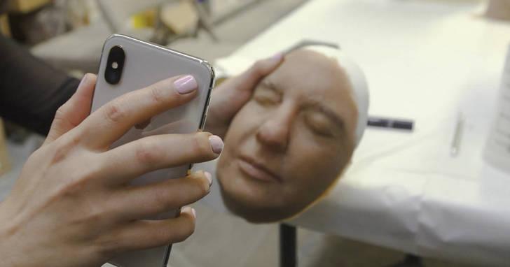 忘掉Face ID吧,五年內你可以用「汗水 ID」解鎖手機!