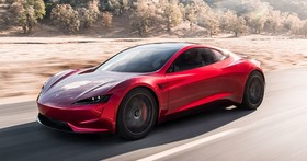 0-100km/h 加速只要2秒!這是特斯拉推出的 Roadster 極限超跑