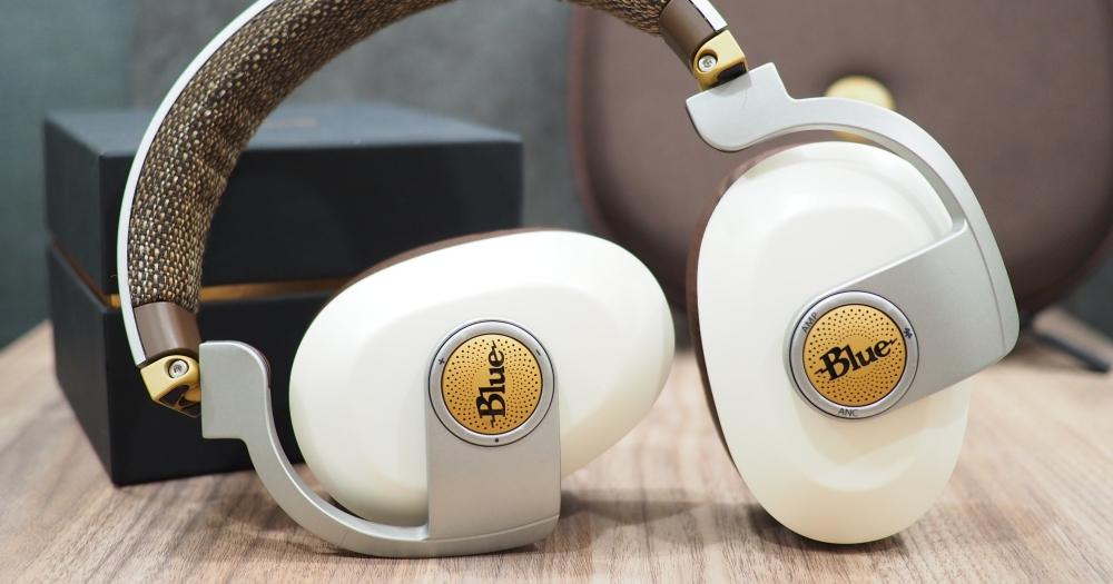 Blue Satellite 藍牙抗噪耳機試聽,內建擴大機音效升級