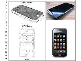 Apple 控告 Samsung Galaxy S 4G 抄襲 iPhone