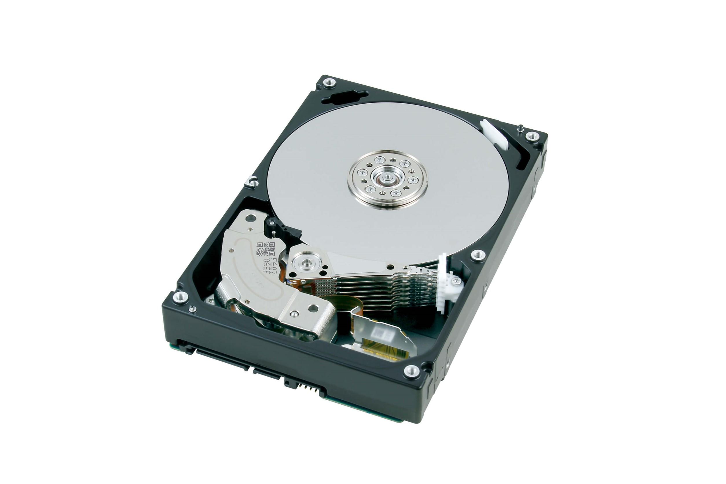 TOSHIBA宣布推出全新10TB監控專用硬碟!新款MD06ACA-V系列支援更高解析度影像串流 達到監視效能最佳化