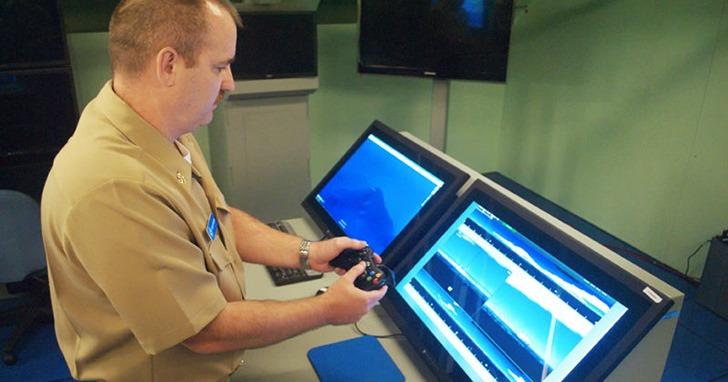 Xbox 360 搖桿太好用,連美國海軍都用它來控制世上最先進的核動力巡洋艦USS John Warner !