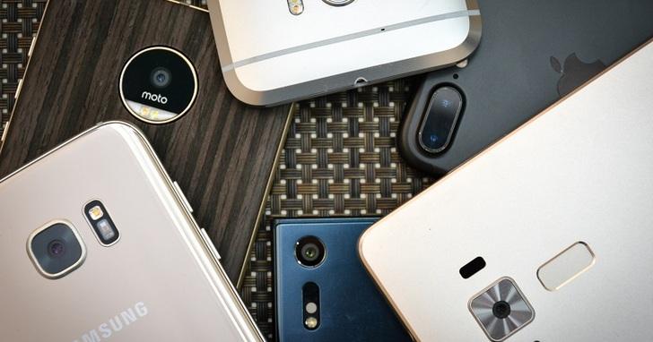 Gartner:今年第三季全球前五大智慧型手機銷售量全數成長