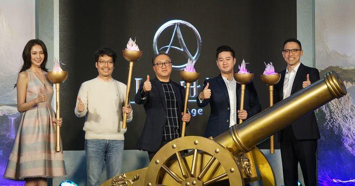《上古世紀》突破 50 萬人註冊,天堂之父宋在京現身慶功記者會