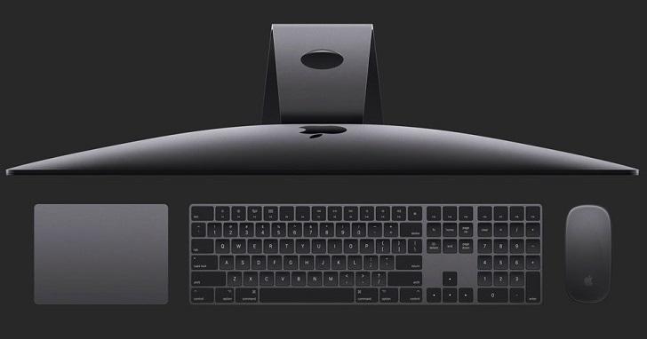 史上最強悍 iMac Pro 美國開賣,台灣即將上市、售價 159,900 元