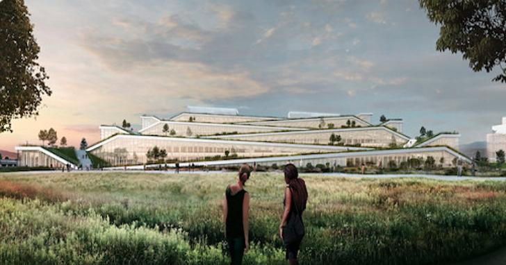 包吃包住還包睡!Google在總部附近建設大型住宅社區,讓員工可以在家附近上班