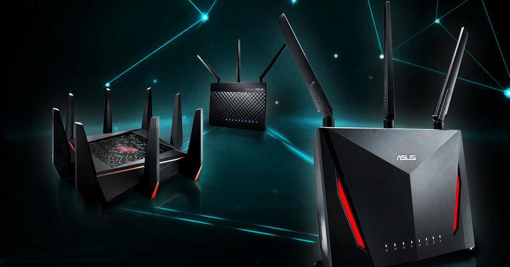 華碩推出AiMesh家庭WiFi系統,現有路由器可韌體升級支援、多台路由器網狀覆蓋全屋漫遊