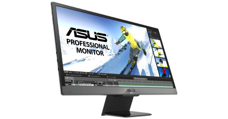 21.6 吋 4K OLED 螢幕,Asus 發表 ProArt PQ22UC