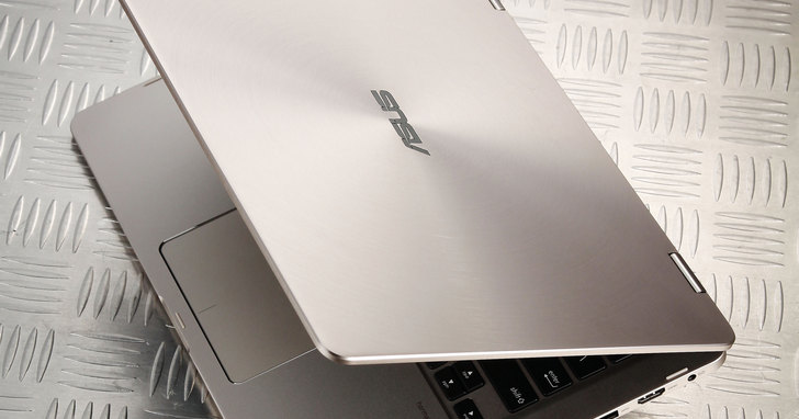 Asus ZenBook Flip 14- Intel第八代處理器2-in-1筆電