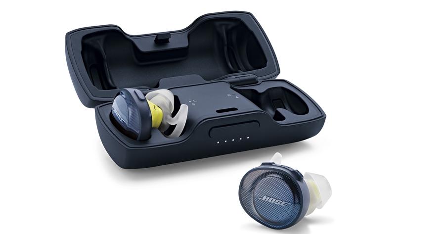 無線耳機再添一款!Bose 推出 SoundSport Free 防水藍牙耳機