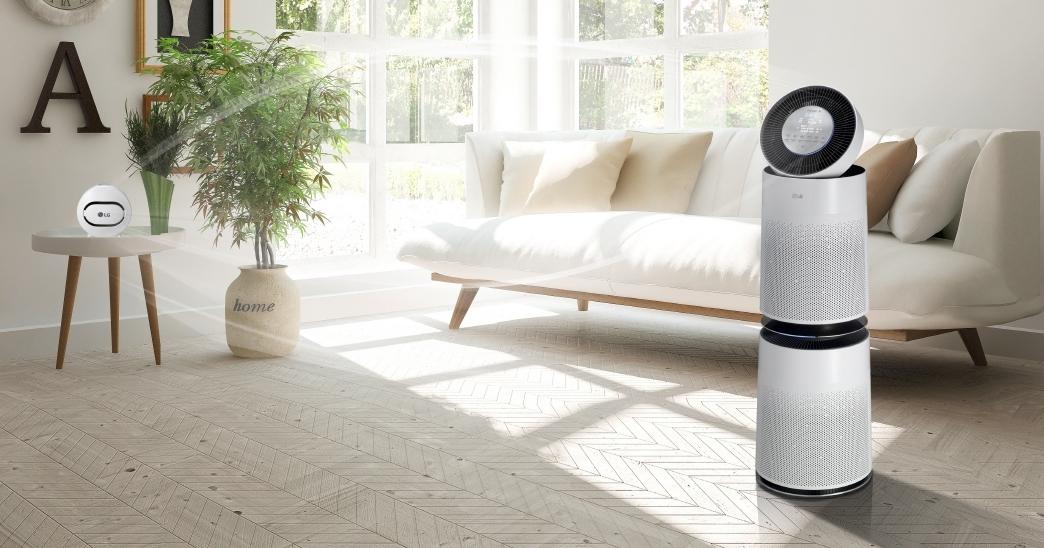 LG 發表可燙褲子的 Styler 衣櫃,新 PuriCare 空氣清淨機也登場