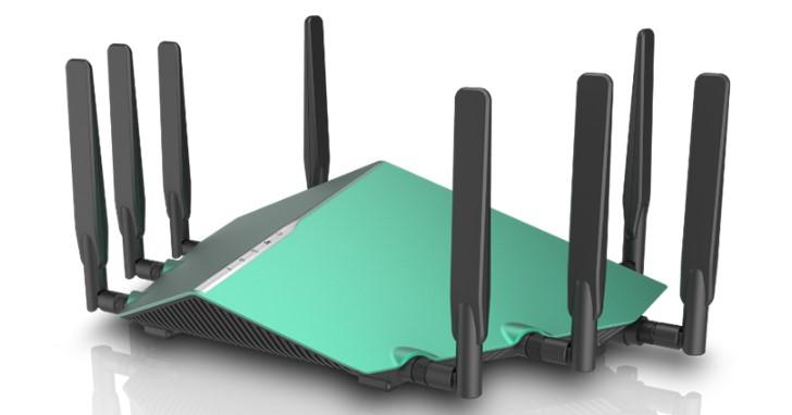 加入 2.5GBASE-T 與 802.11ax,D-Link 發表 DIR-X6060 與 DIR-X9000 無線路由器