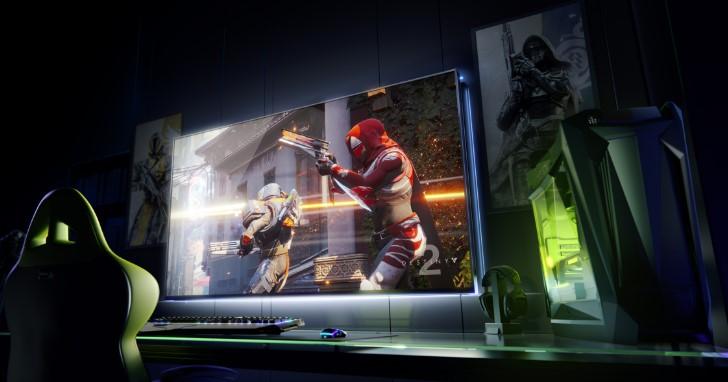 別再用電視打電動了!NVIDIA 聯合 Acer、Asus、HP 推出 65 吋電玩專用顯示器 BFGD
