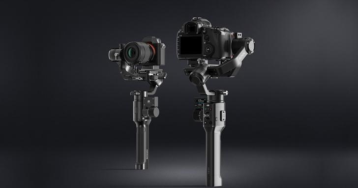 DJI 發表相機專用的手持三軸穩定器 Ronin-S