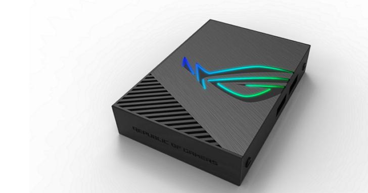 華碩 ROG 推出「ROG Aura Terminal」燈效控制設備,讓周邊硬體也能隨遊戲玩起燈光秀