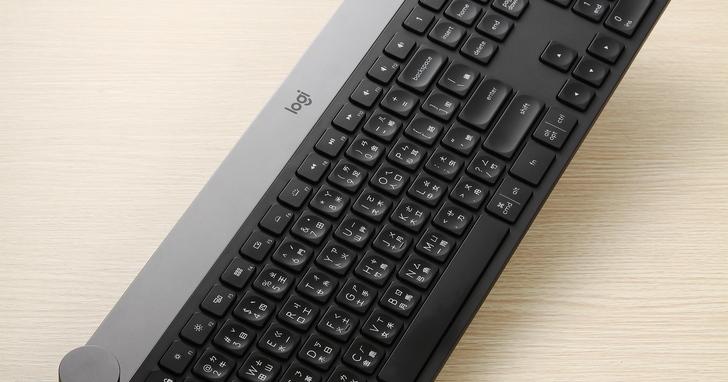 羅技Craft無線高階鍵盤- 扭轉創意的無線鍵盤