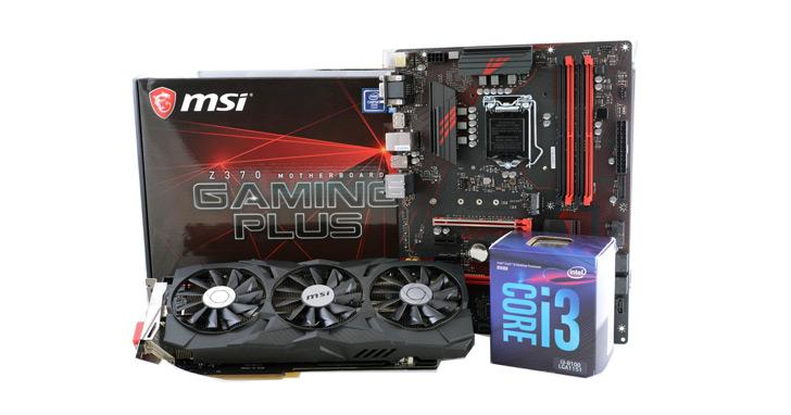 Intel 8 代平台玩家經濟選,MSI Z370 GAMING PLUS