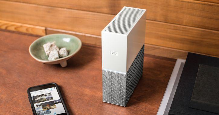 NAS 也能支援聲控了,WD 在 My Cloud Home 中新增 Amazon Alexa 聲控串流播放功能