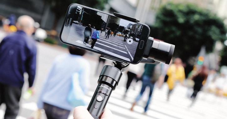三軸穩定器採購9大教戰守則- 用手機就能拍出專業質感