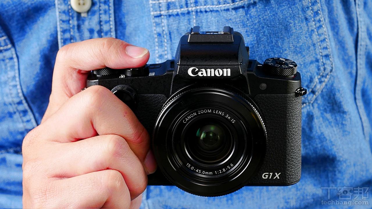 不可思議的輕便隨身機 Canon G1X Mark III 實拍開箱分享