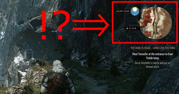 迷你地圖曾是卓越的創舉,但玩家是否真的需要?