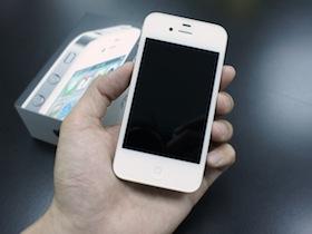 台灣版 白色 iPhone 4 ,T客邦編輯部開箱