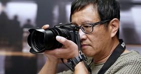 以 Sony RX10 IV 拍下合歡群峰天際線:專訪天文/風景攝影師張君宏