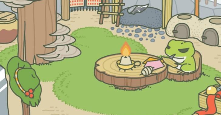 青蛙今天要去哪裡?超夯日本手遊《旅行青蛙》初心者攻略介紹!