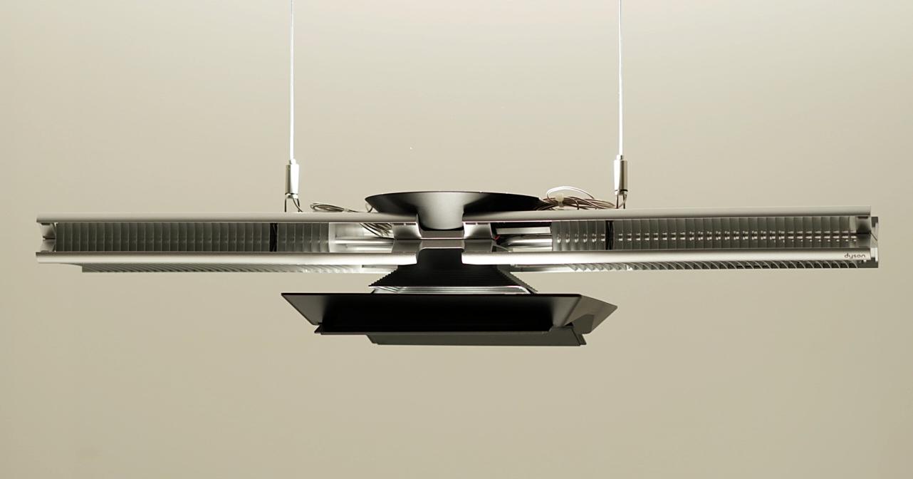 沒有人阻止得了 Dyson 撈過界,Dyson 發表 Cu-Beam Duo 吊燈以及 CSYS 照明燈系列高級燈具組