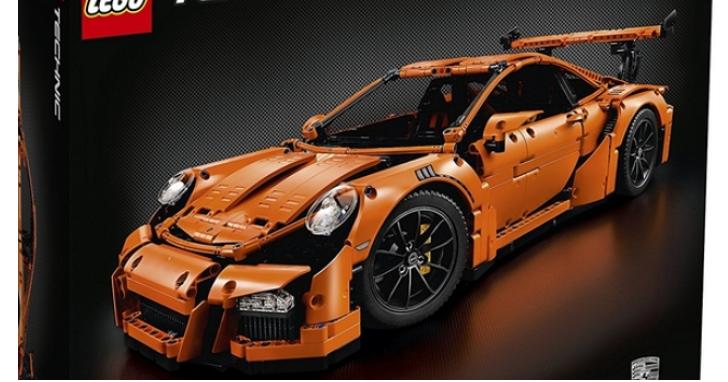 大人的夢幻玩具新篇章,Lego Technic Bugatti Chiron 1:8 預告推出!