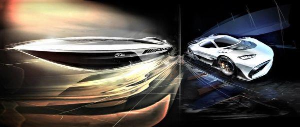 海上銀箭再次現身!Mercedes-AMG與Cigarette Racing再次聯手推出超級遊艇!