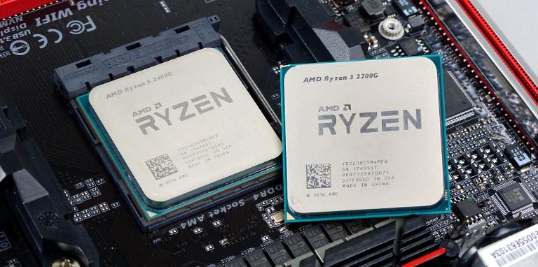 Raven Ridge 有內顯卡好!?AMD Ryzen 5 2400G 與 Ryzen 3 2200G 全知全測