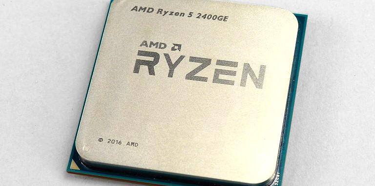 TDP 35W 適合靜音被動散熱,AMD 低功耗版 Ryzen 5 2400GE、Ryzen 3 2200GE 在路上