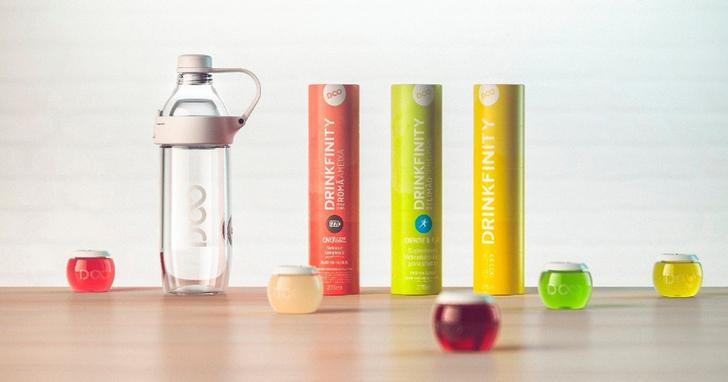 百事推出膠囊飲品Drinkfinity,讓你自己買膠囊回去DIY蘇打飲料