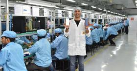 小米主要代工商富智康 2017 年財測公布,預計虧損 5.25 億美元