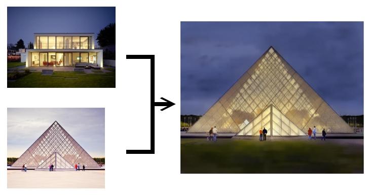照片也變臉,NVIDIA FastPhotoStyle演算法將氛圍轉移到另一張照片