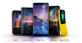 Nokia 更新四款 Android 新機,Android One 系統、三顆蔡司認證鏡頭