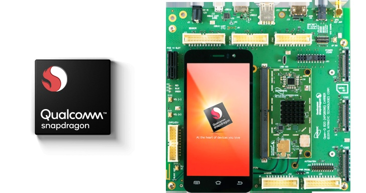 Qualcomm推出Snapdragon 820E嵌入式系統單晶片,開發板也一併登場