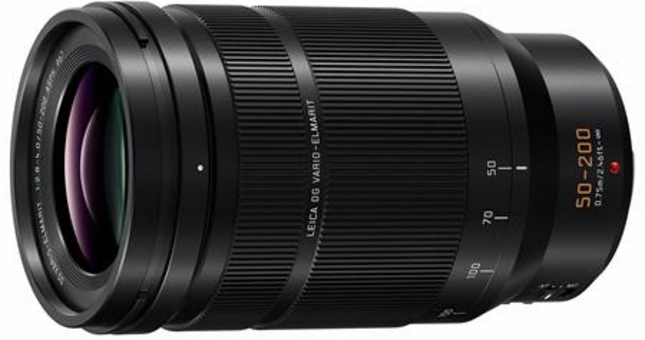 M4/3 長砲出招,Leica 發表 DG 50-200mm F2.8-4 望遠鏡頭