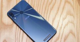 Asus 的「劉海機」 ZenFone 5  正式發表:6.2 吋全螢幕、雙鏡頭配置、AI 拍照及應用