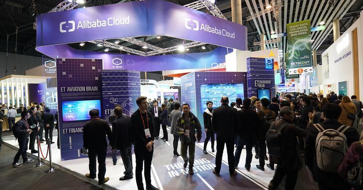 阿里雲於歐洲推出雲端及AI解決方案,在MWC大會推出一系列產品