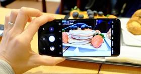 三星 Galaxy S9+ 開箱+快速試拍,看看雙光圈手機有多厲害