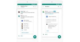 搶Slack市場!Google推Hangout Chat,最多可8,000員工即時溝通