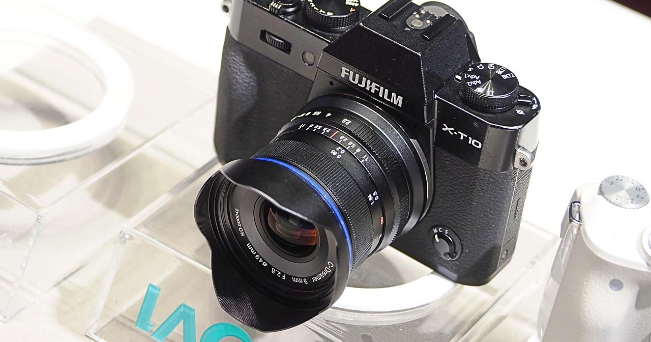 老蛙 Laowa 9mm F2.8 超廣角定焦鏡動手玩