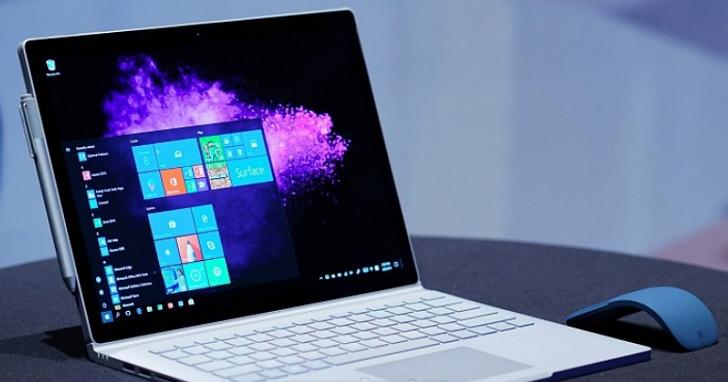 微軟 Surface Book 2 評測: Intel 第八代處理器 + GeForce GTX 1050 獨顯,真正效能不妥協的二合一筆電