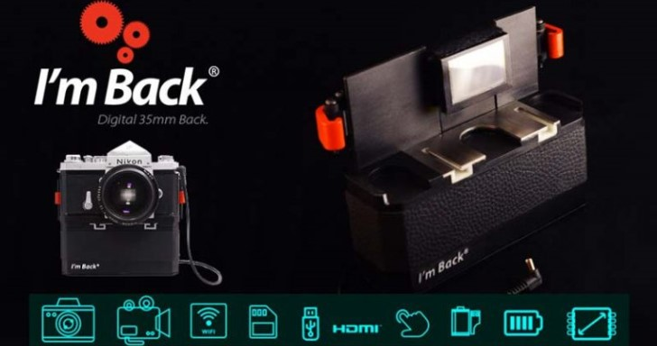 I'm Back土砲相機升級Pro版,傳統底片與數位照片可以兼得