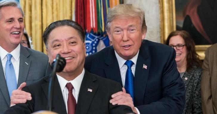 被川普擊沉、企圖收購高通的神秘華人是他——博通CEO陳福陽
