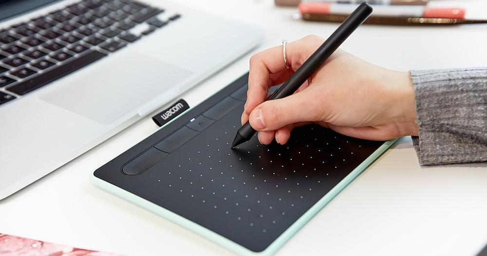 Wacom Intuos 創意數位板上市,全系列七款售價 2,590 元起